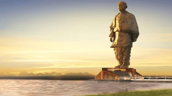В Индии строят самую высокую статую в мире