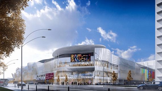 В Киеве на Позняках открывается новый  торгово-развлекательный центр