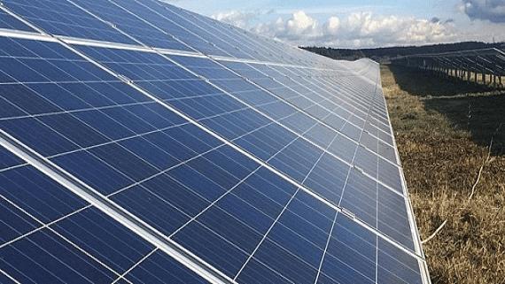 Строительство мощной солнечной электростанции в Житомирской области