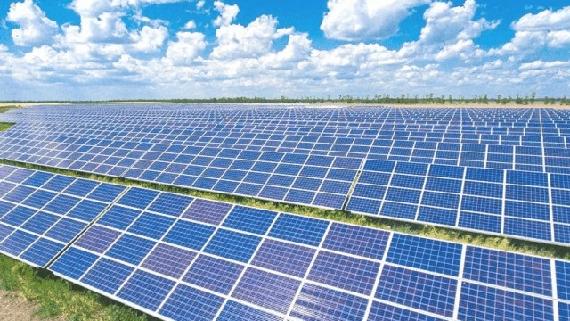 В Никополе начинается строительство крупнейшей солнечной электростанции в Украине