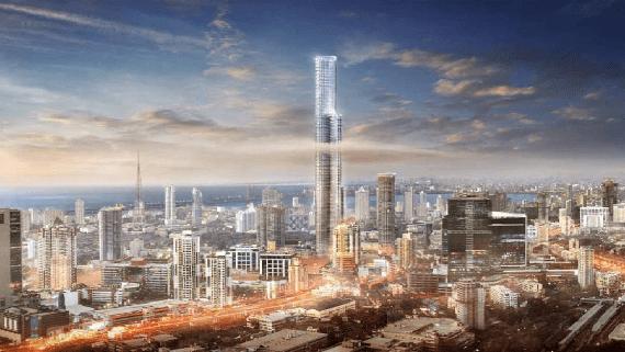 У Мумбаї будується найвища житлова будівля в світі