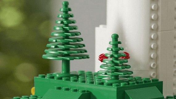 LEGO представила первый конструктор из экологического пластика