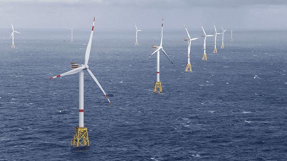 Mitsubishi построит самую мощную в мире ветровую турбину
