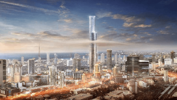 В Мумбаи строится самое высокое жилое здание в мире